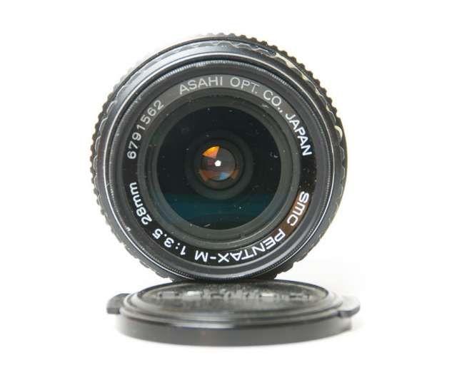Pentax 28mm prime objektiv - Selges på Finn.no