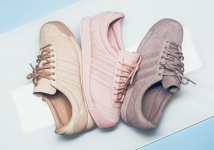 The adidas Samoa Starts A Pivotal Summer With Pigskin Pack #thatdope #sneakers #luxury #dope #fashion #trending