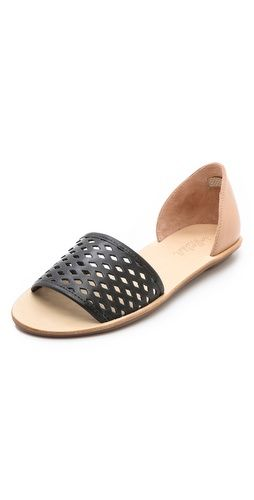 Loeffler Randall Sawyer Flat Sandals | SHOPBOP