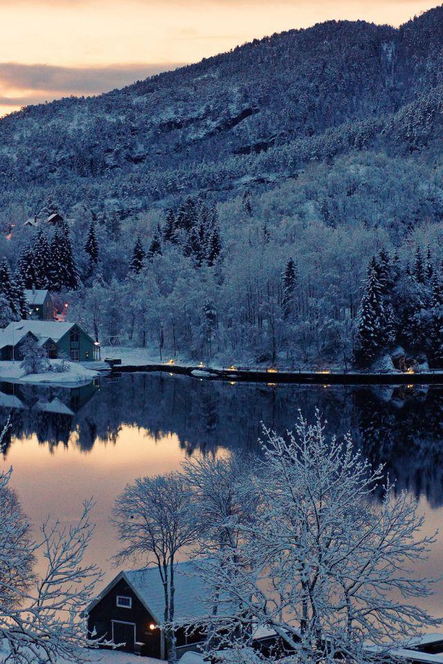 Winter - Norway
