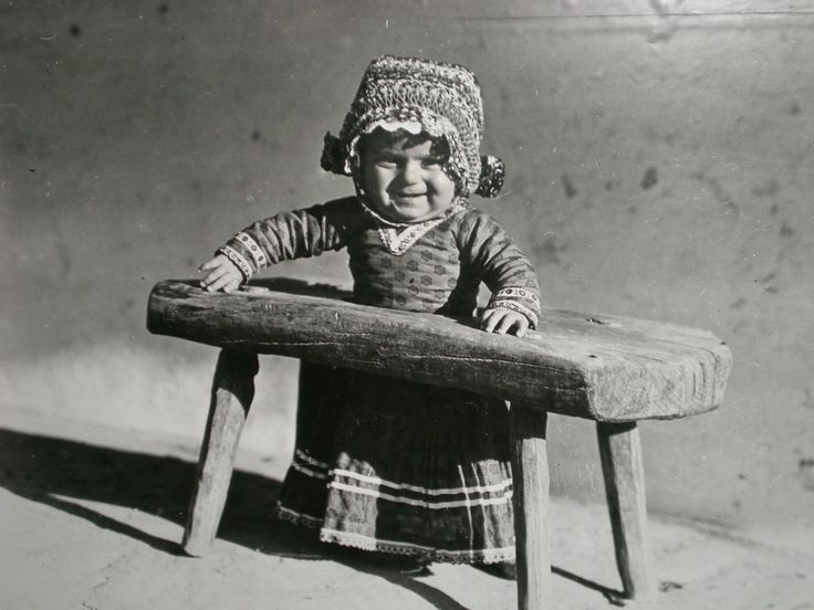 Hungarian baby stand