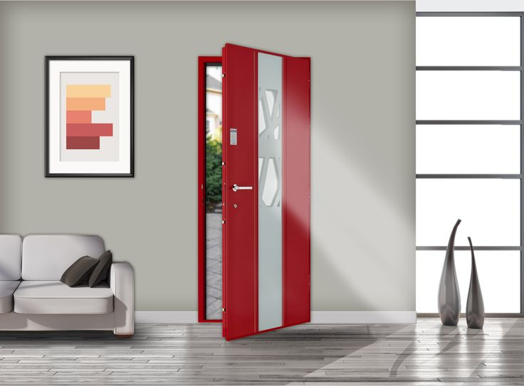 Les Meilleures Images Du Tableau Portes Blindées Pavillonnaires - Porte placard coulissante avec serrure picard