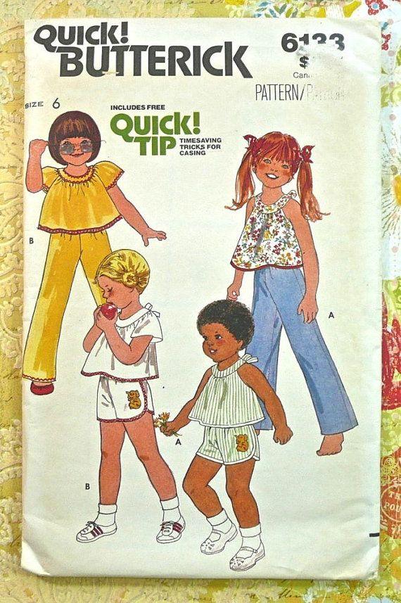 188 besten Vintage Sewing Patterns 1970s Bilder auf Pinterest ...