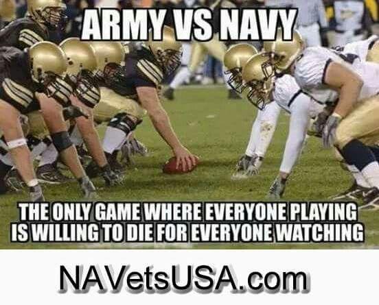 Army vs. Navy