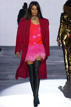 dress shopping online Roberto Cavalli Autumn/Winter 2003-4 Ready-To-Wear