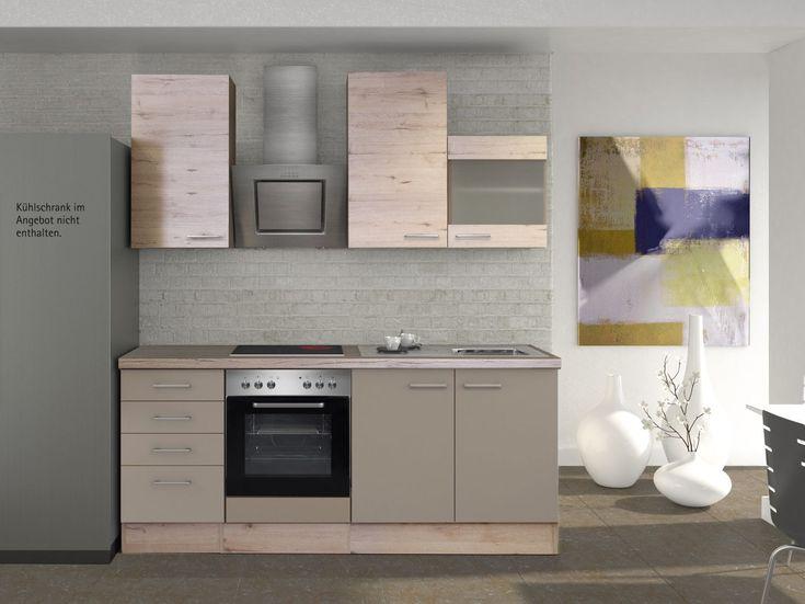Die besten 25+ Küchenblock mit geräten Ideen auf Pinterest - küchenzeile 220 cm mit elektrogeräten