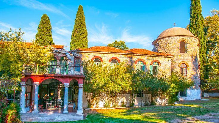 Xenia Monastery
