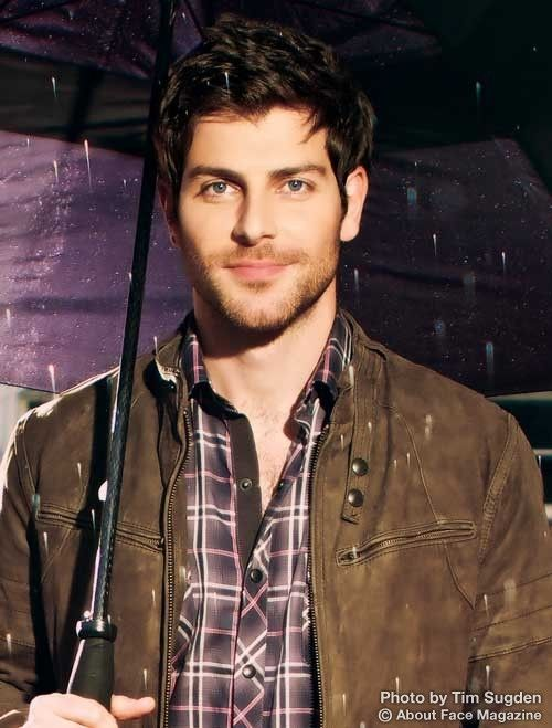 David Giuntoli TV's Newest Leading Man