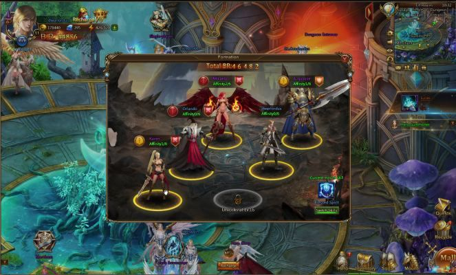 League of Angels 2 is a Free-to-play Role-Playing MMO Game (MMORPG) playable in any Browser (Browser Based)
