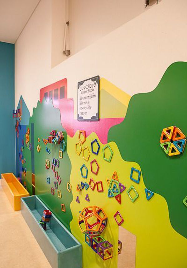20 Interactive Wall Ideas For Kid Spaces Home Design And Interior Interactive Walls Kids Wall Decor Kids Playroom