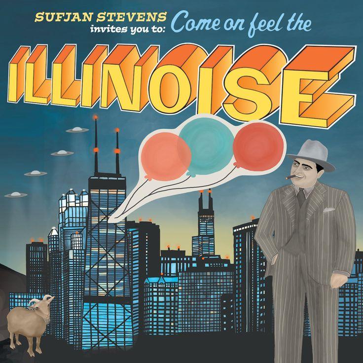 Sufjan Stevens - Illinoise - Amazon.com Music   @giftryapp ...