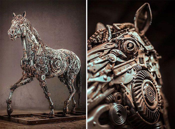 пряность картинки лошадь железная что