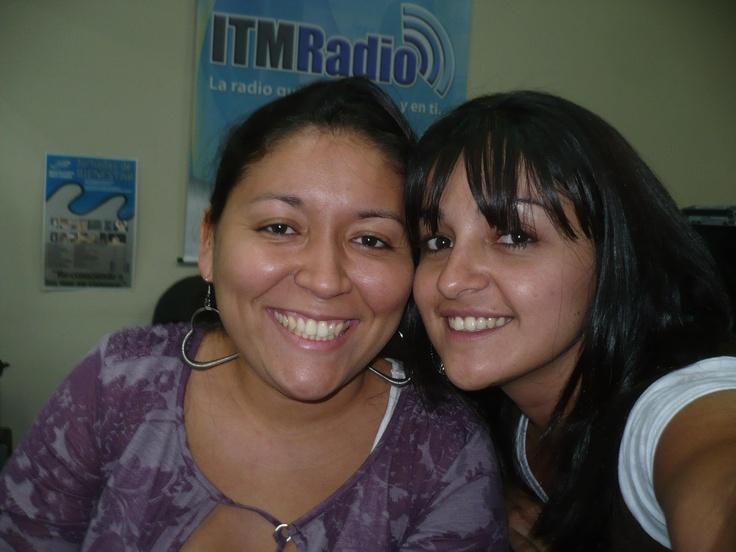 Con @Ana Gutiérrez