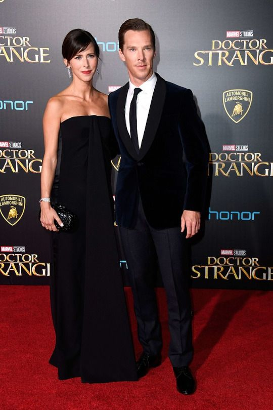 The Best Dressed Men Of The Week: Benedict Cumberbatch at the Doctor  Strange Premiere, LA.