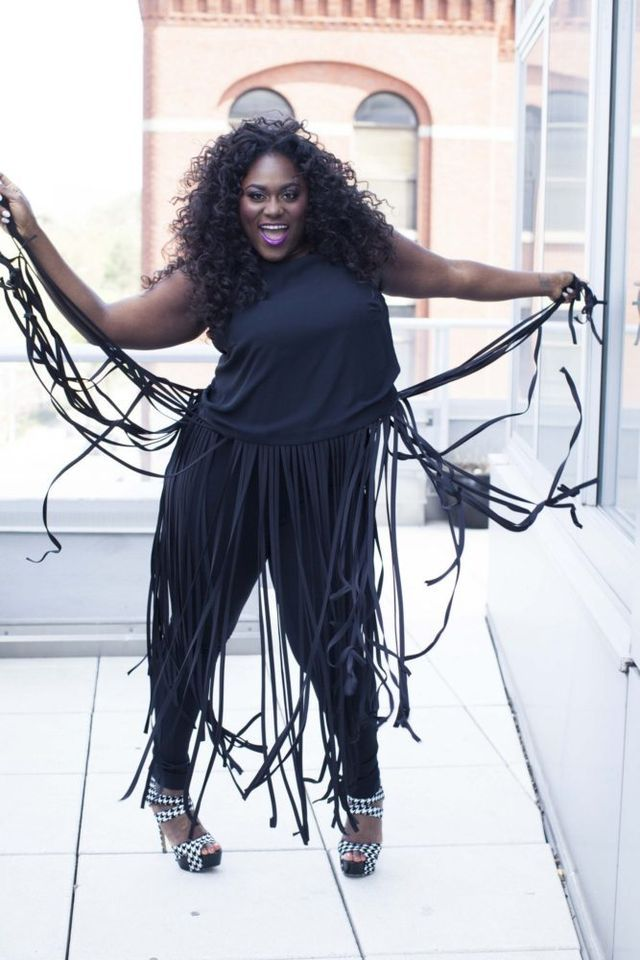 Snapshot: Danielle Brooks by Erik Tanner for The Coveteur