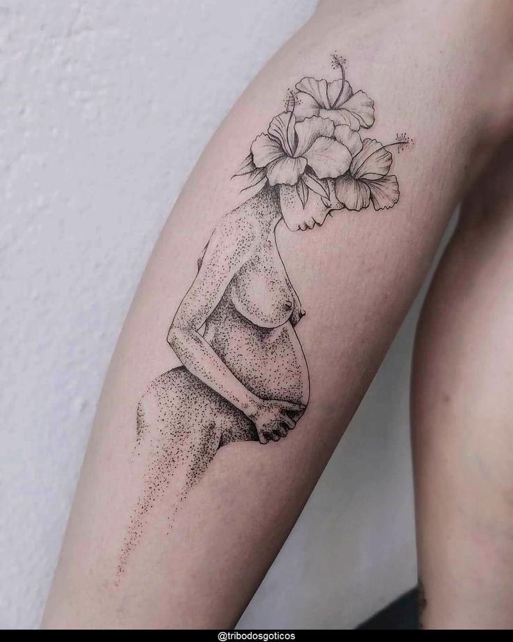 tatuagem pontilhismo braço feminino | Tatuagem pontilhismo, Tatuagem, Tatuagem de amamentação