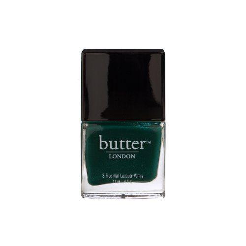 Butter London British Racing Green, 0.4 Ounce $14.00 #topseller