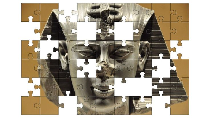 Free Jigsaw Puzzle Online - Pharaoh  #Game #JigsawPuzzle #Puzzle #freegame