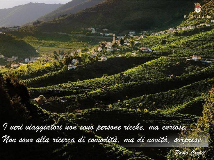 #castelbrando #castello #quoteoftheday #vento #italy #prosecco #wine #collinedelprosecco