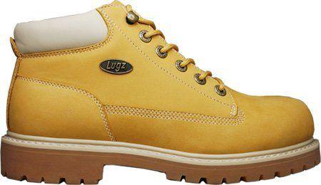 Lugz Men's Drifter Steel Toe Boot,Wheat/Cream,9.5 D - http://authenticboots.com/lugz-mens-drifter-steel-toe-bootwheatcream9-5-d/