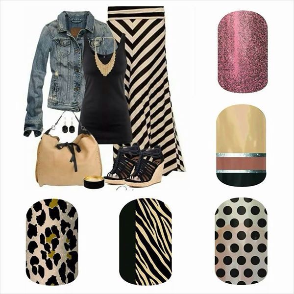 Jamberry Fall/Winter 2014 Style. Click the image to shop them all. http://summermelin.jamberrynails.net