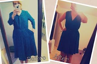 Thrift store redo!: Savvy Chic, Stores Remake, Inspiration Boards, Thrift Stores, Stores Redo, Bloggi Bliss