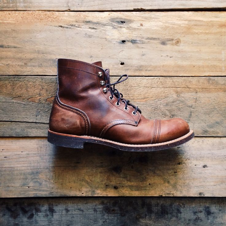 Red Wing | Iron Ranger | 8111