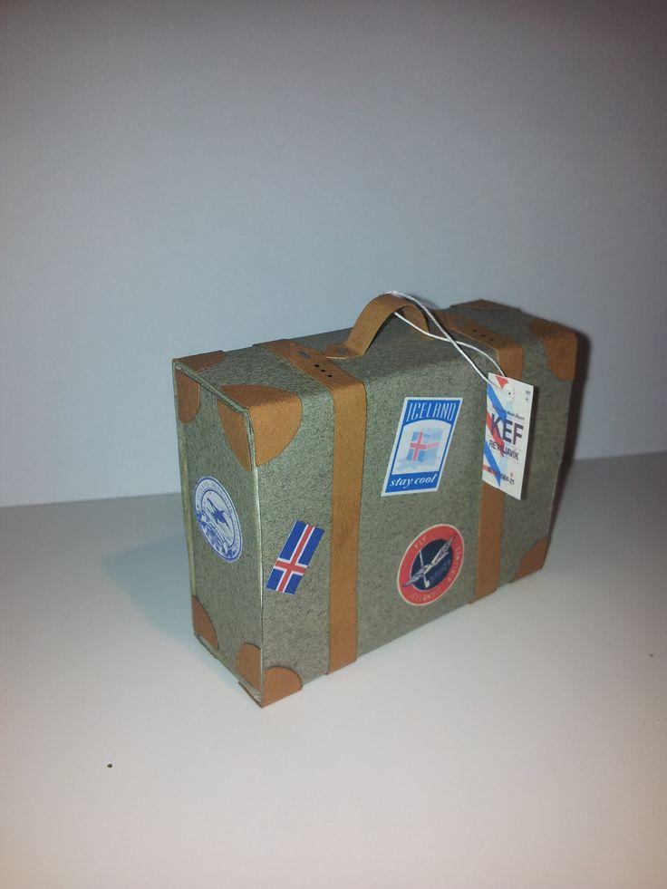 Tændstiksæskekuffert