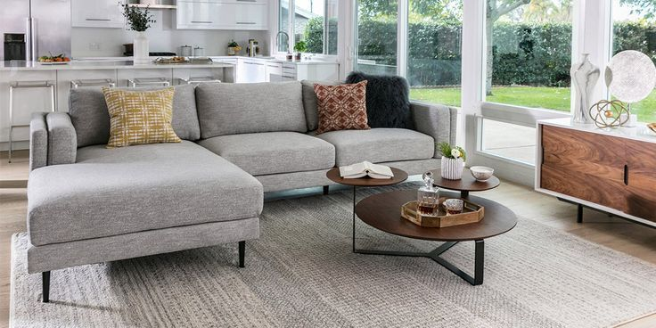 Best Mid Century Living Room With Aquarius Light Grey 2 Piece 400 x 300