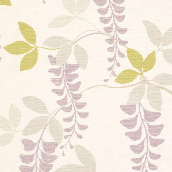 Laura Ashley Avebury Linen Cotton Fabric Amethyst · Bathroom Shower CurtainsBathroom  ...