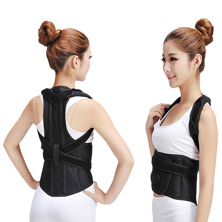 Aliexpress.com : Buy Back Shoulder Posture Corrector Thoracic Lumbo Sacral Orthosis Support Medical Spinal Fracture Kyphosis Slouch Brace from Reliable belt fashion suppliers on Health Care 168.