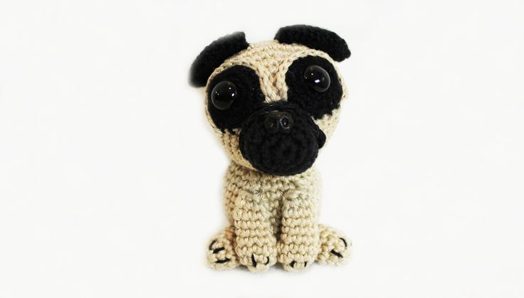Puppy Love Amigurumi : Many people love dogs, especially pugs. Here you can find ...