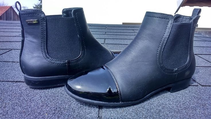 NOVÉ krásné kožené boty v záruce