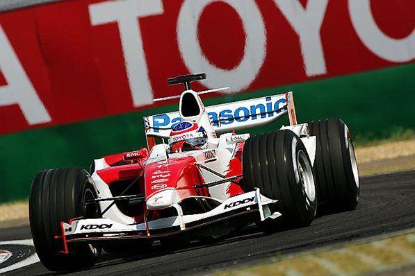 Olivier Panis - Toyota - 2005