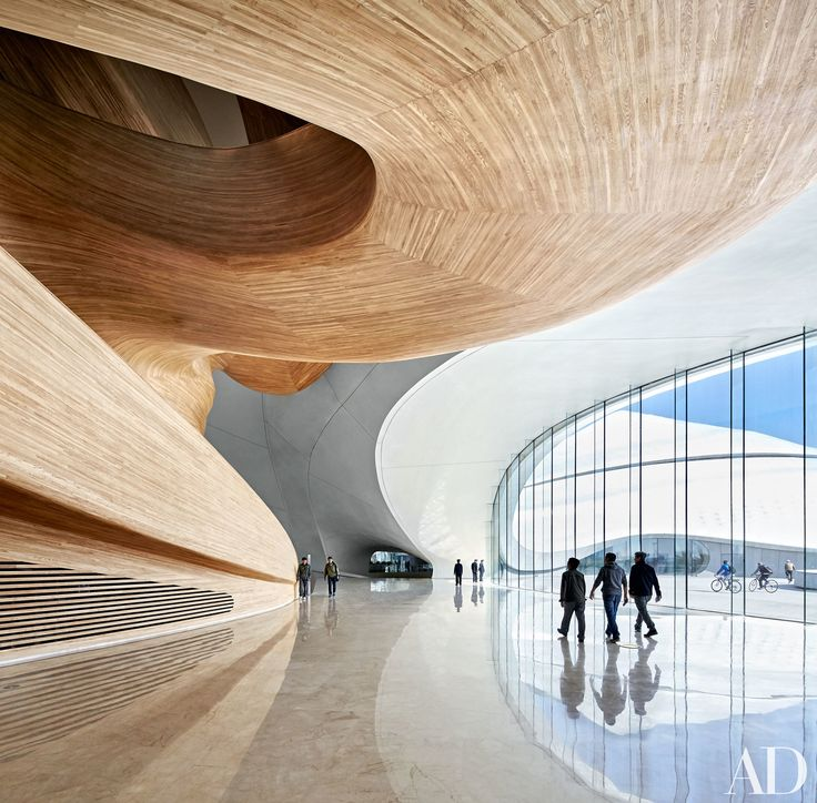 harbin opera house in harbin china by mad architects 2015 7 new buildings that are architectural digest furniture