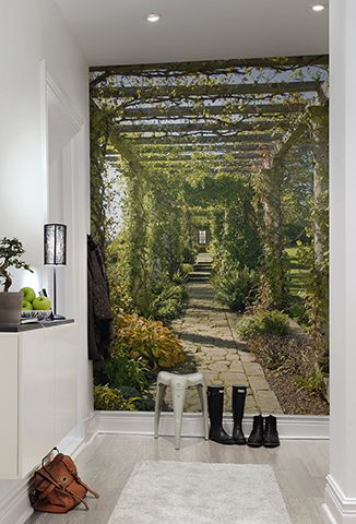 #Wallpaper #Duvarkagidi Garden,3350-4