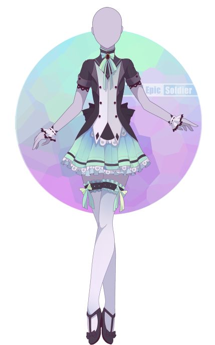 Custom outfit commission 57 by Epic-Soldier.deviantart.com on @DeviantArt