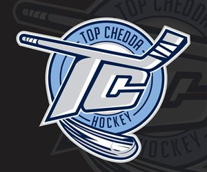 Top Chedda Hockey Apparel Company online retail... Elegant, Traditional Logo Design by Gigih Rudya