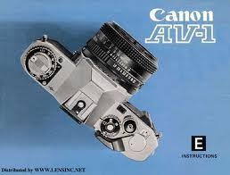 Similar to my AE-1
