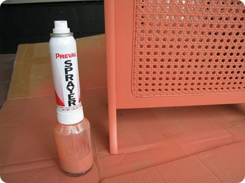 turn any regular paint into spray paint this is awesome. Black Bedroom Furniture Sets. Home Design Ideas