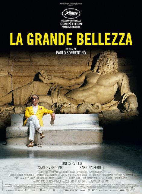 La Grande Bellezza (The Great Beauty), 2013. Set in Rome. Wins Oscar 2014 www.caduferra.it