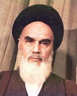 Ruhollah Moosavi Khomeini (1902 89)an Iranian Ayatollah, revolutionary, politician, the founder of the Islamic Republic of Iran and the leader of the 1979 Iranian Revolution which saw the overthrow of the Pahlavi monarchy and Mohammad Reza Pahlavi, the Shah of Iran. Following the revolution, Khomeini became the country's Supreme Leader, a position created in the constitution of the Islamic Republic as the highest-ranking political and religious authority of the nation, which he held until…