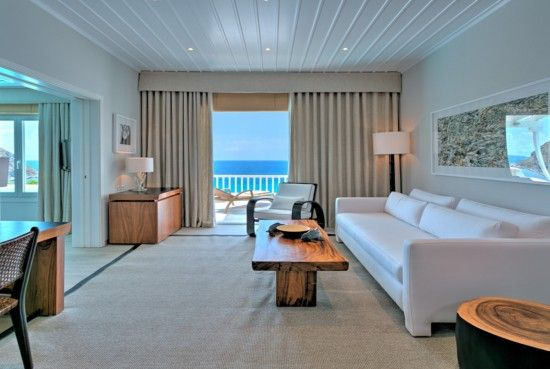 Deluxe Seaview Suite with Pool | Santa Marina a Luxury Collection Hotel in Mykonos