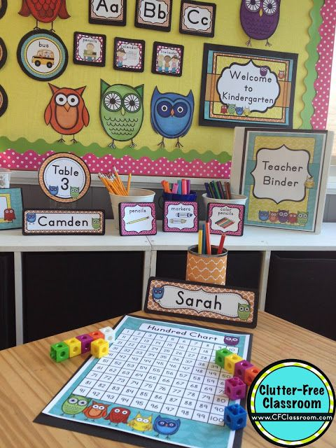 Classroom Decor On A Budget : Best owls classroom theme images on pinterest