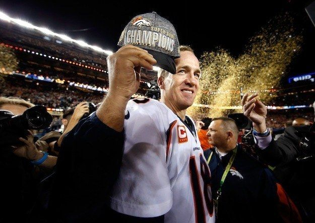 Peyton Manning Explained Why His Brother Eli Looked Sad At The Super Bowl - http://edgysocial.com/peyton-manning-explained-why-his-brother-eli-looked-sad-at-the-super-bowl/
