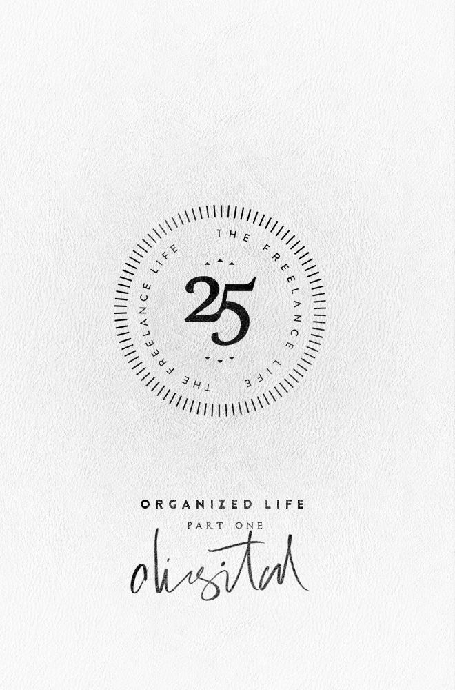 Cocorrina: TFL No 25: ORGANISED LIFE | PT.1 DIGITAL