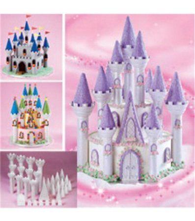 61 best My Cake Kit Ideas images on Pinterest Castle cakes