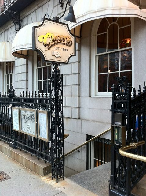 Boston, USA - Cheers!! :) Stop by the original Cheers on your trip to Boston! Located at 84 Beacon Street, Boston.