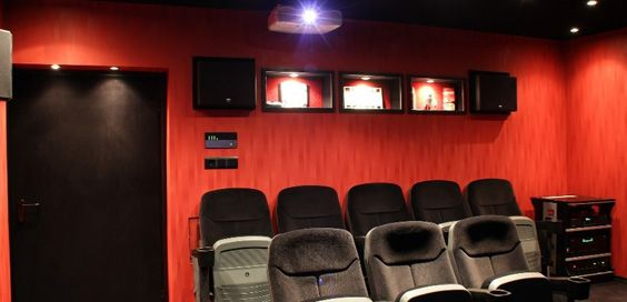 Creating Your Own Home Cinema Room - choose the projector, the seating, the room - even ...