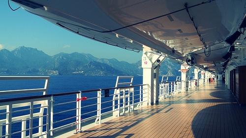 Costa Deliziosa; Navigazione turistica verso Marmarsi (Turchia)